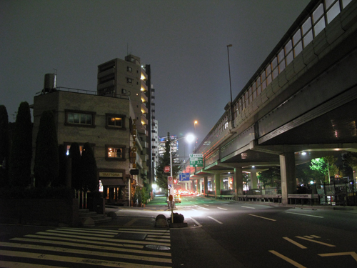 Premier jour a Tokyo